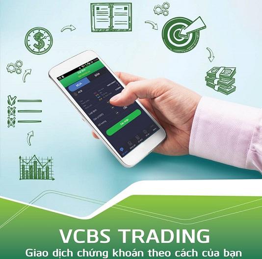 VCBS dịch vụ chứng khoán