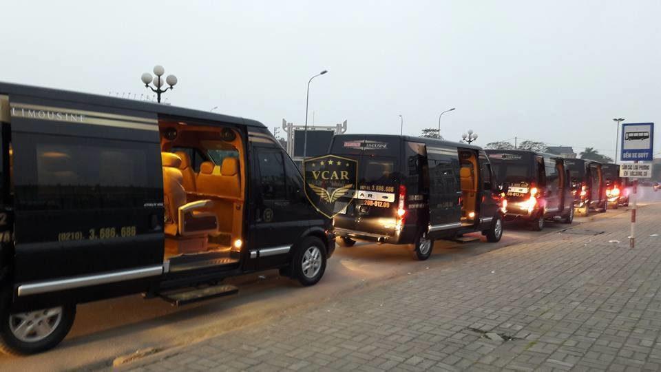 Limousine nam cuong hanoi phutho